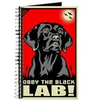 Obey the Black Lab! 06 Propaganda Journal