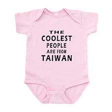 The Coolest Taiwan Designs Onesie