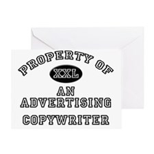 Advertising-Copywrit95 Greeting Card