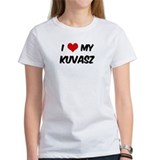 I Love: Kuvasz Tee