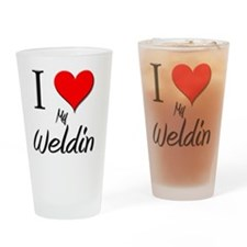 Weldin124 Drinking Glass