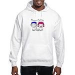 Razor & Die Hooded Sweatshirt