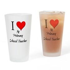 3-Primary-School-Teach8 Drinking Glass
