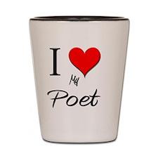 Poet74 Shot Glass