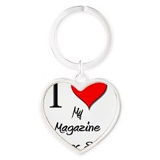 Magazine-Features-Ed111 Heart Keychain