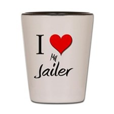 Jailer16 Shot Glass