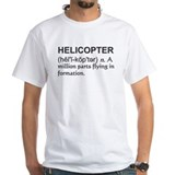 Helicopter Definition Shirt