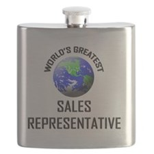 SALES-REPRESENTATIVE115 Flask