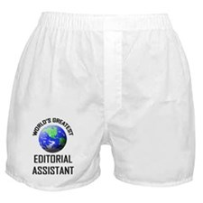 EDITORIAL-ASSISTANT37 Boxer Shorts