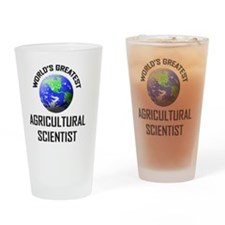 AGRICULTURAL-SCIENTI18 Drinking Glass
