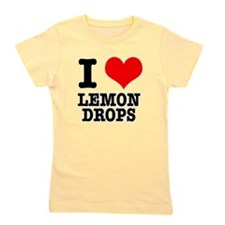 LEMON DROPS.png Girl's Tee