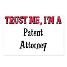 Patent-Attorney149 Postcards (Package of 8)
