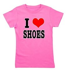 shoes.png Girl's Tee