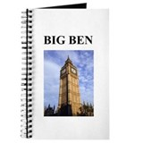 big ben london england gifts Journal
