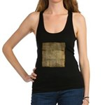 The Declaration of Independence Racerback Tank Top