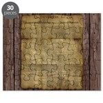 The Declaration of Independence Puzzle