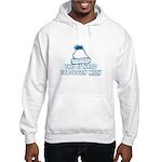 This Is Hard Toboggan With Hooded Sweatshirt