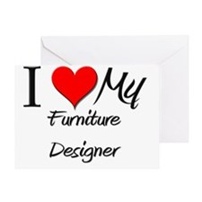 Furniture-Designer137 Greeting Card