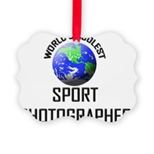 SPORT-PHOTOGRAPHER113 Ornament