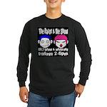 Razor & Die Long Sleeve Dark T-Shirt