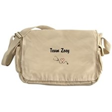 Team Zoey Messenger Bag
