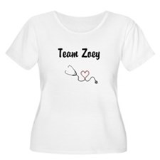 Team Zoey Plus Size T-Shirt