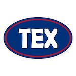 Texas Oval