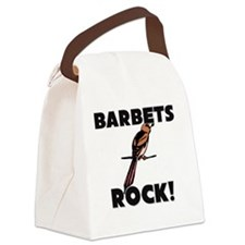 BARBETS67391 Canvas Lunch Bag
