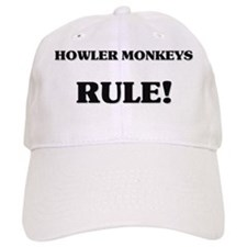 HOWLER-MONKEYS46 Baseball Cap