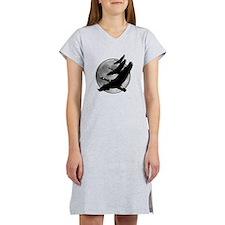 Canadian Geese Women's Nightshirt