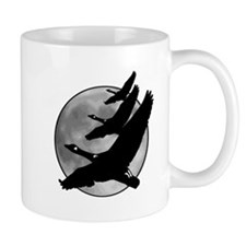 Canadian Geese Small Small Mugs