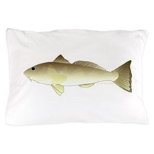 Southern Kingfish Pillow Case