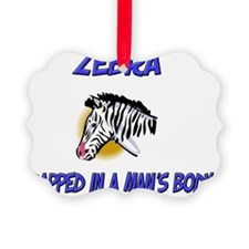 Zebra841 Ornament