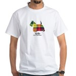 Terrier - Yuille White T-Shirt