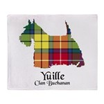 Terrier - Yuille Throw Blanket