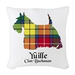 Terrier - Yuille Woven Throw Pillow
