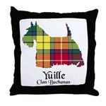 Terrier - Yuille Throw Pillow