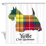 Terrier - Yuille Shower Curtain