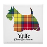 Terrier - Yuille Tile Coaster