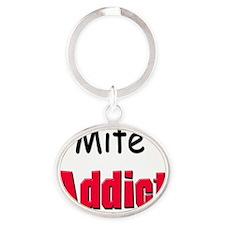 Mite107 Oval Keychain