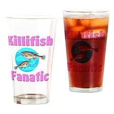 Killifish97211 Drinking Glass