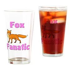Fox14271 Drinking Glass