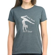 Gymnastics T-Shirt - Hard Work
