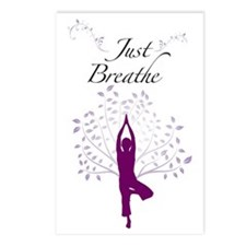 Just Breathe Wall Art Postcards (Package of 8)