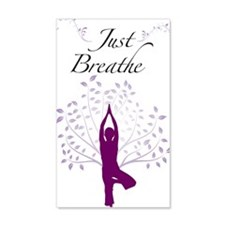 Just Breathe Wall Decal Wall Decal