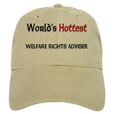 WELFARE-RIGHTS-ADVIS12 Baseball Cap