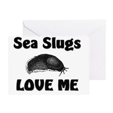 Sea-Slugs6479 Greeting Card