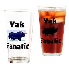 Yak42 Drinking Glass