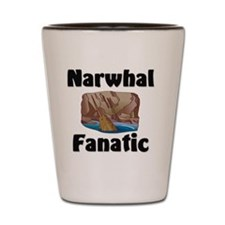 Narwhal120160 Shot Glass