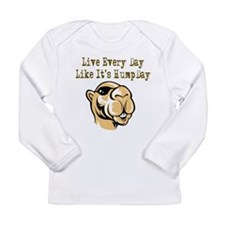 Hump Day Long Sleeve Infant T-Shirt
